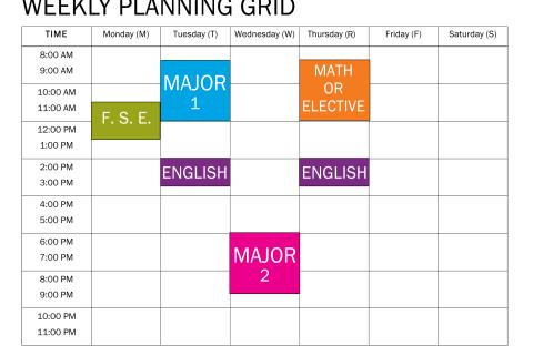 Planning-Grid