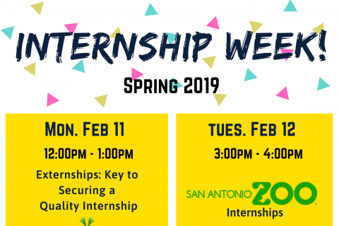 Copy of Sp' 19 Internship Week