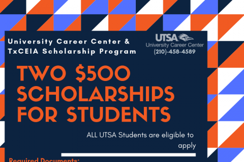TxCEIA Scholarship