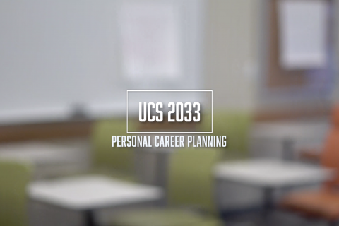 UCS 2033: Personal Career Planning
