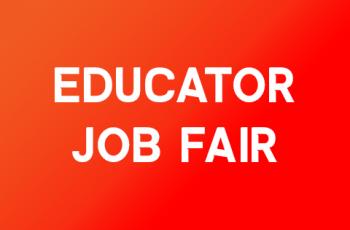 UTSA Spring 2020 Educator Job Fair