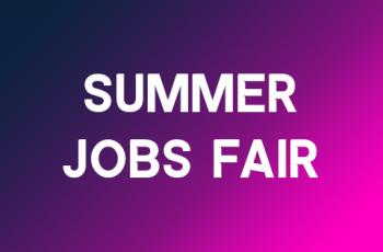 UTSA Spring 2020 Summer Jobs Fair