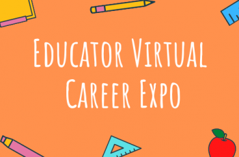 UTSA Spring 2021 Educator Virtual Career Expo