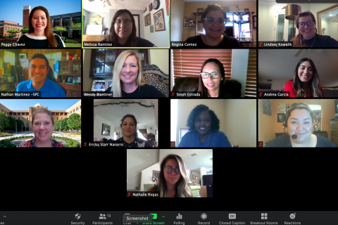 SA Virtual Fair Meeting Pic