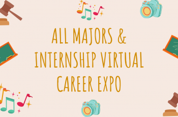 UTSA Spring 2021 All Majors & Internship Virtual Career Expo