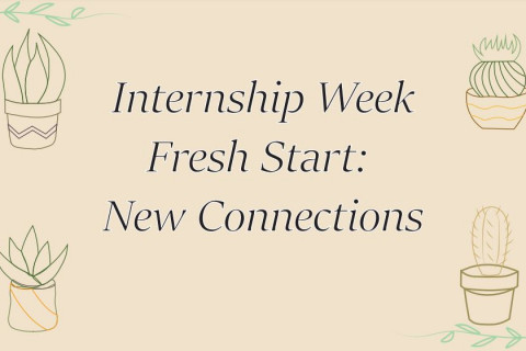 Internship Week SP21