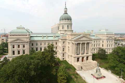 State of Indiana – General Assembly – Senate cover picture