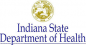 Indiana State Department of Health logo