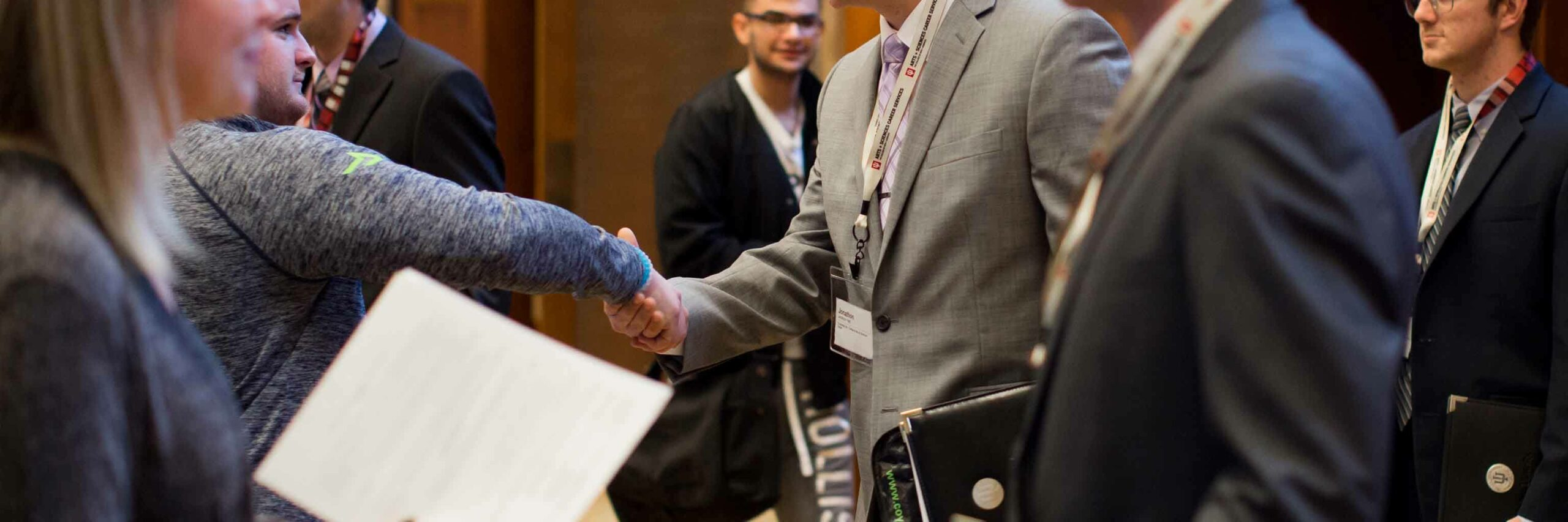 What to do After a Career Fair thumbnail image