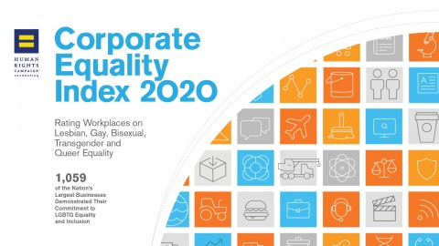 HRC's Corporate Equality Index