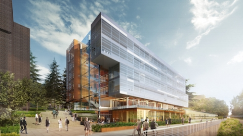 Life Sciences Complex | UW Biology