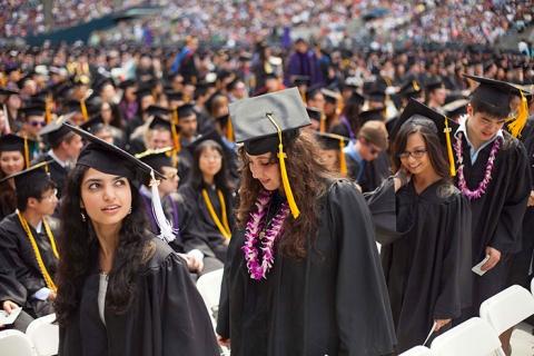 Univ of Washington_Commencement
