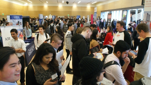 Recruiters Impressions at Career Fairs