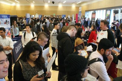 Recruiters Impressions at Career Fairs