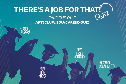 There S A Job For That Quiz Career Internship Center University Of Washington You can enrich the site by using the unique opportunity to develop your own quiz and publish it on allthetests.com. there s a job for that quiz career
