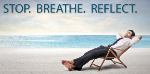 Stop-breathe-reflect