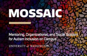 MOSSAIC (peer mentoring & autism inclusion)