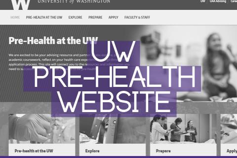 Pre-Health at the UW