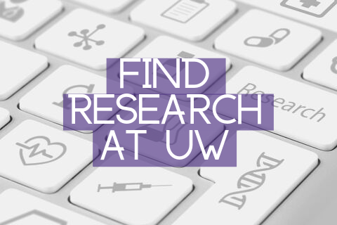 Find Research at UW