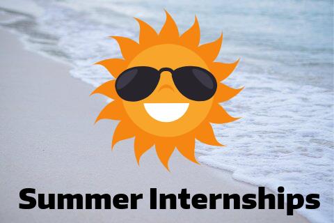 Summer Internships Image