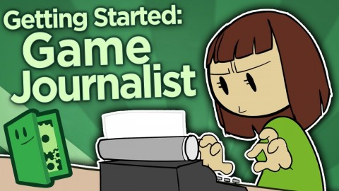 Getting Started as a Game Journalist