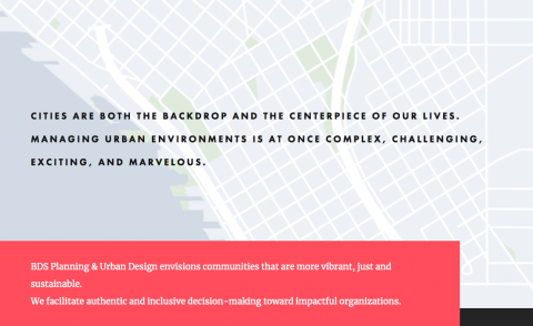 BDS Planning & Urban Design