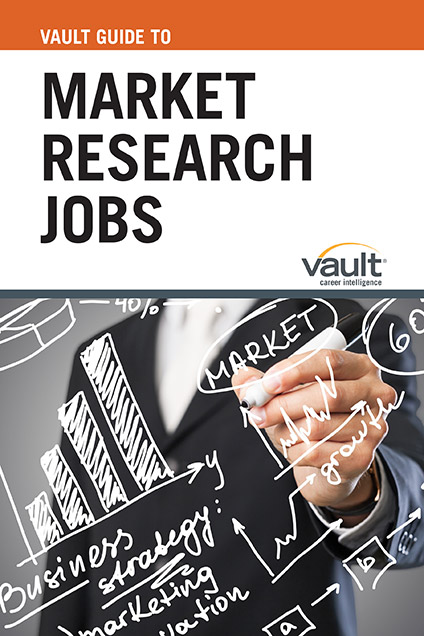 Vault Guide to Market Research Jobs
