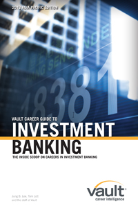investment banking career guides for students
