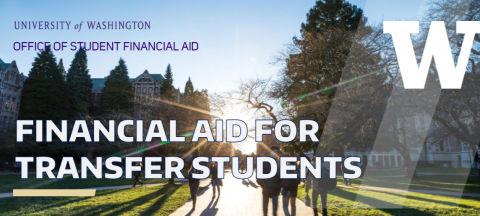Financial Aid for Transfer Students