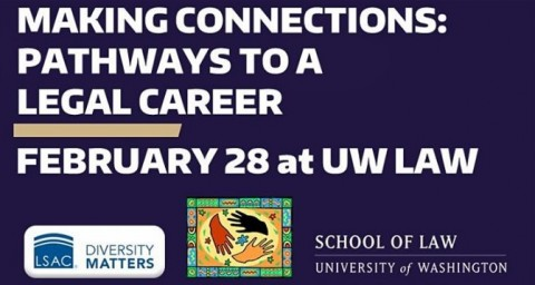 Making Connections Pathways to a Legal Career