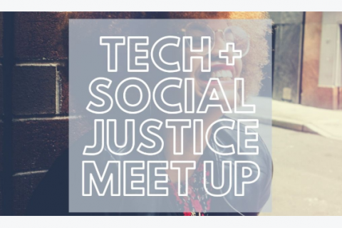 tech and social justice meetup