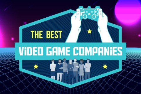 the best video game companies