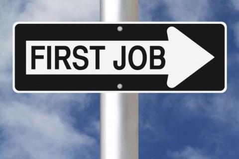 First job image
