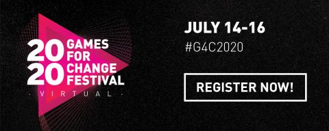 Games for Change Virtual Festival