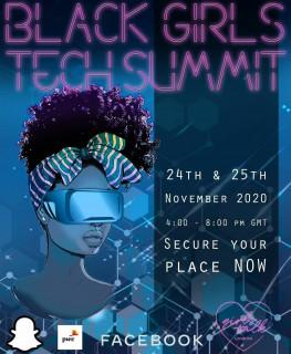 Black girls tech summit