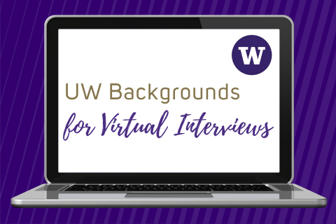 UW Backgrounds for Virtual Interviews