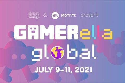 Gamerella event