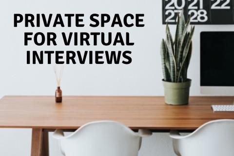 Private space virtual interviews (480×320)