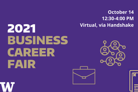 2021 Business Career Fair, October 14