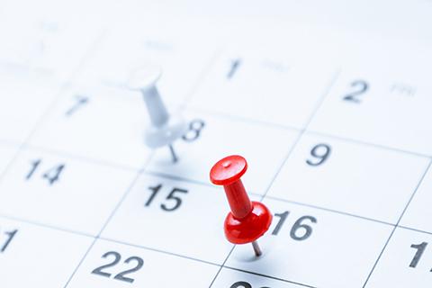 Online Event Calendar