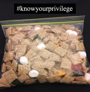 #knowyourprivilege
