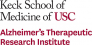 University of Southern California Alzheimer's Therapeutic Research Institute logo