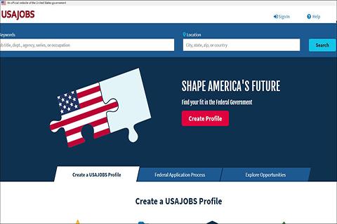 U.S.A. Jobs