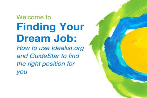 Idealist Job Board