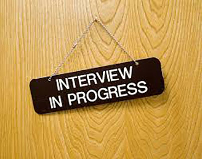 Request an Interview Room
