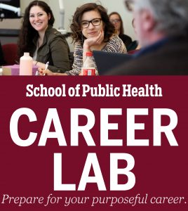 SPH Office of Career Services designed 'Career Lab' to help YOU design your career thumbnail image