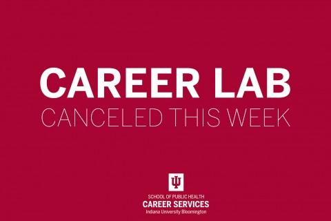 CareerLab.Canceled