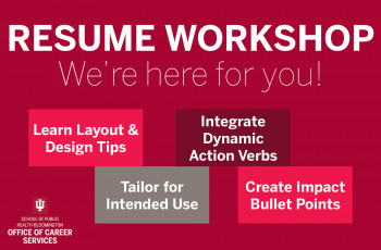 Resume Workshop: Apply with Confidence