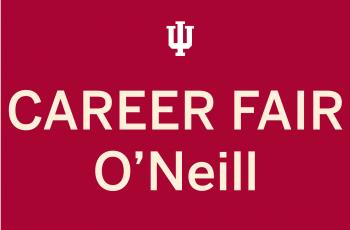 O'Neill School Career Focus Fair - Human Resources