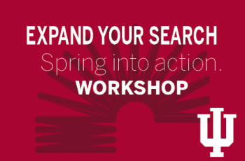 SPH Workshop Expand Your Career Search - Spring into Action